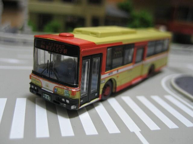 バスコレ(西東京バス)