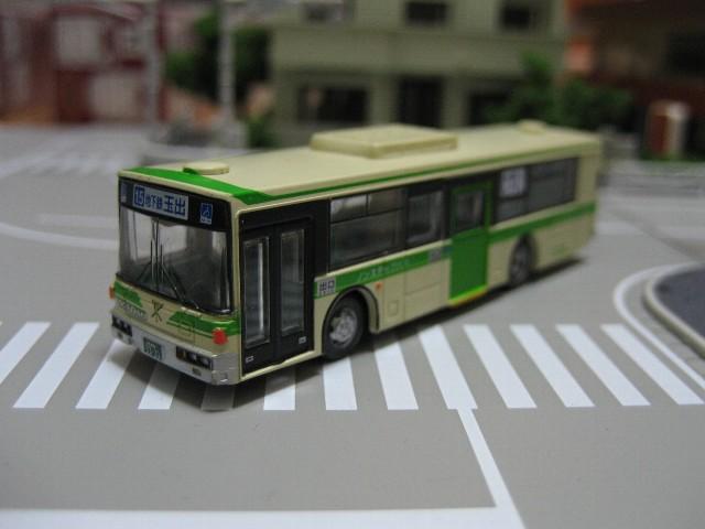 バスコレ(大阪市交通局)
