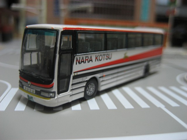 バスコレ(奈良交通)