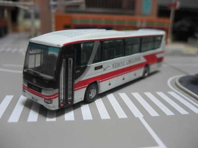 バスコレ(京浜急行バス)
