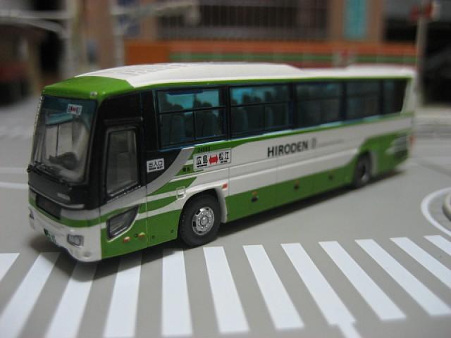 バスコレ(広島電鉄)