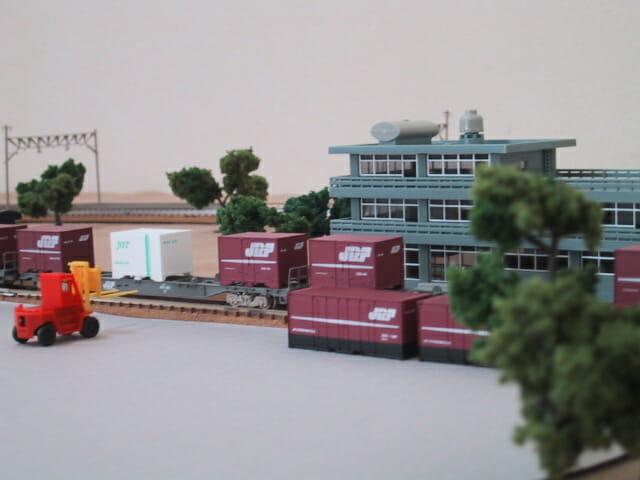 鉄道模型の貨物