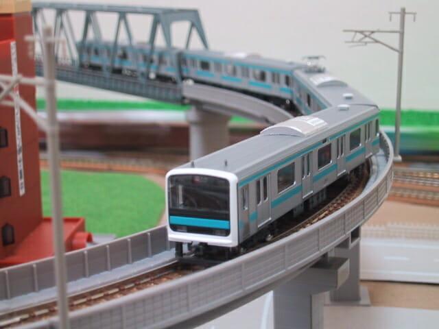 209系京浜東北線