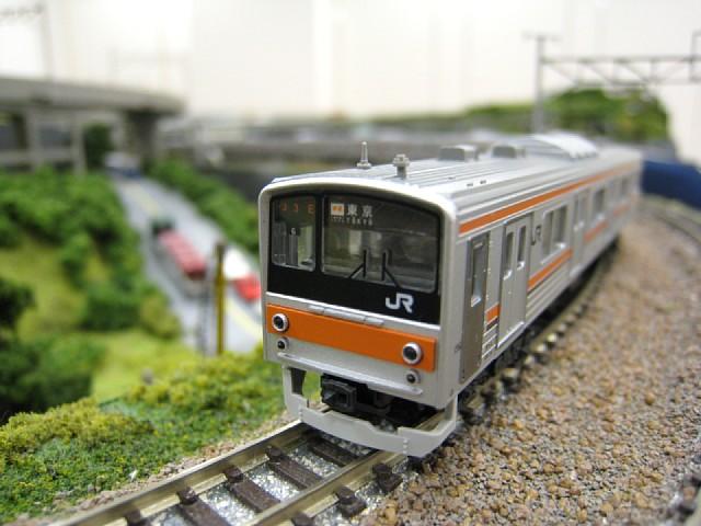 205系5000番台武蔵野線