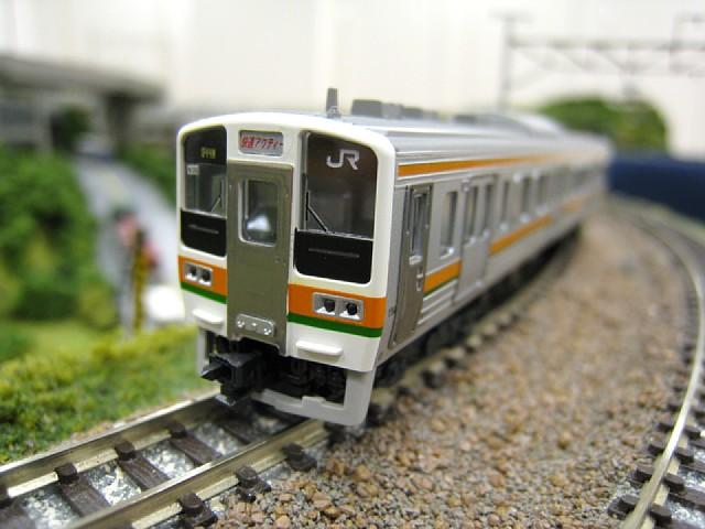 211系2000番台東海道本線