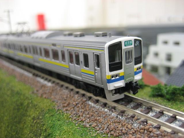 211系3000番台(房総カラー)