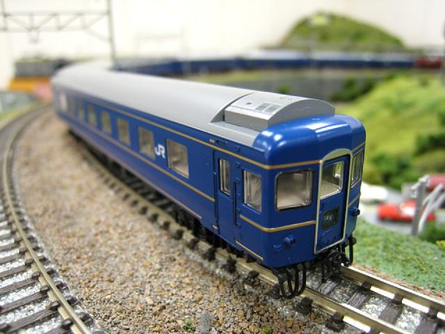 24系25形寝台車(北斗星・JR東日本仕様Ⅱ)