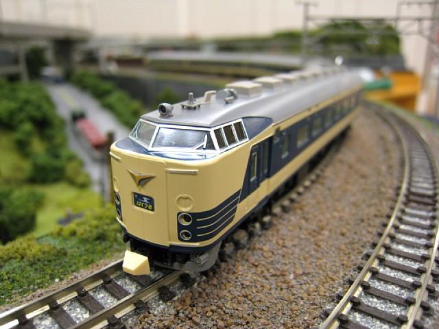 583系特急電車(クハネ583)