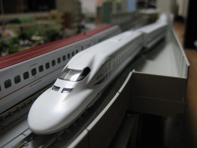 700-3000系東海道・山陽新幹線のぞみ