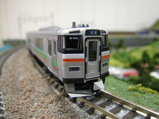 731系函館本線・千歳線