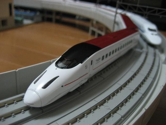 800系九州新幹線つばめ
