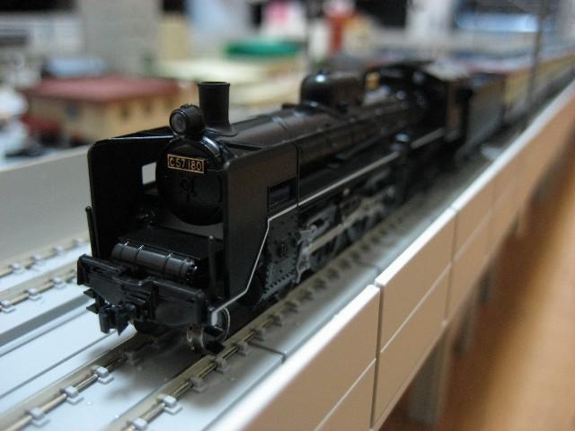 C57-180形蒸気機関車(SLばんえつ物語号)