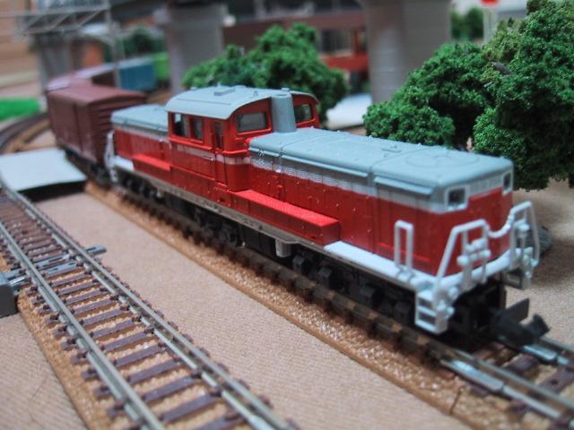 DD51形756番台ディーゼル機関車