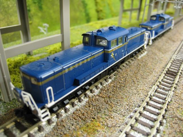 DD51形ディーゼル機関車(JR北海道色)