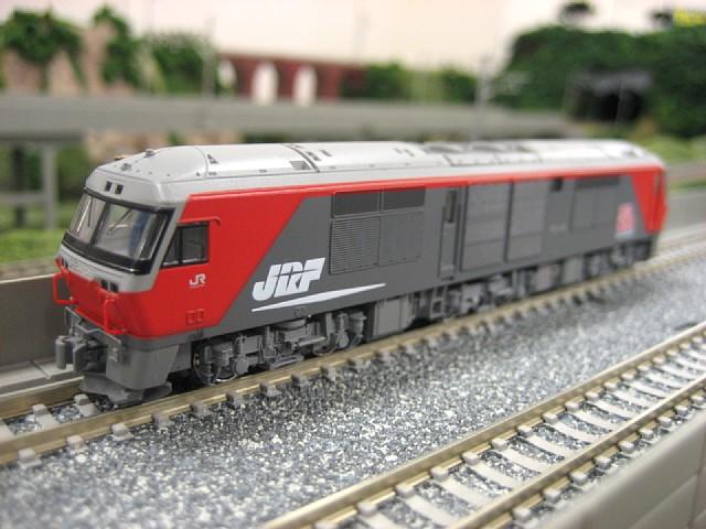 DF200形50番台ディーゼル機関車