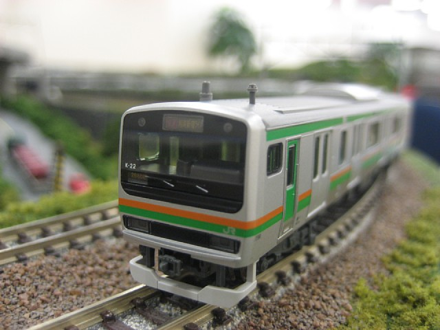 E231系東海道線・湘南新宿ライン仕様