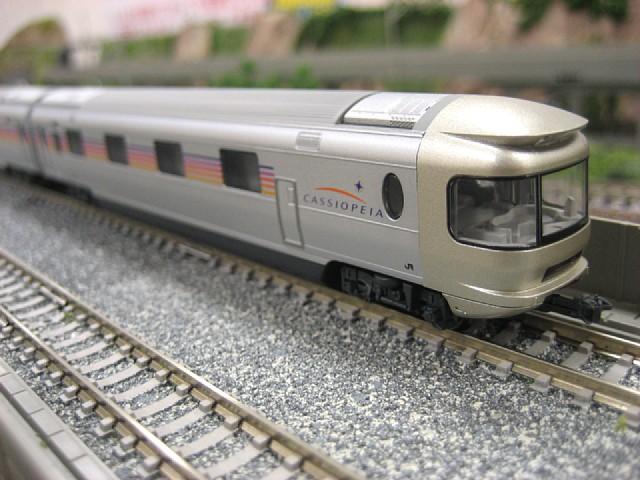 E26系(寝台特急カシオペア)