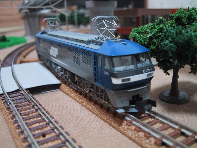 EF210形0番台電気機関車