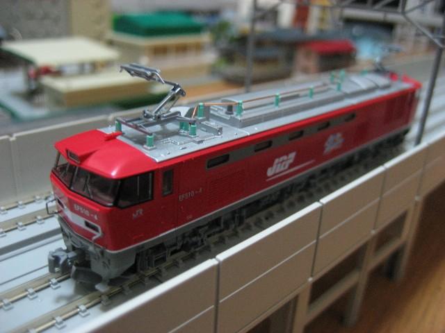 EF510形電気機関車(量産車)