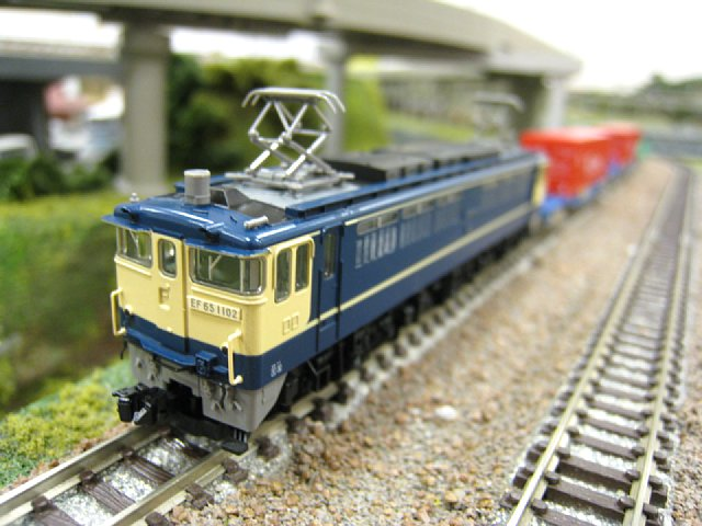 EF65形1100番台電気機関車