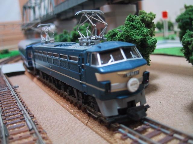 EF66形電気機関車(あさかぜ仕様)