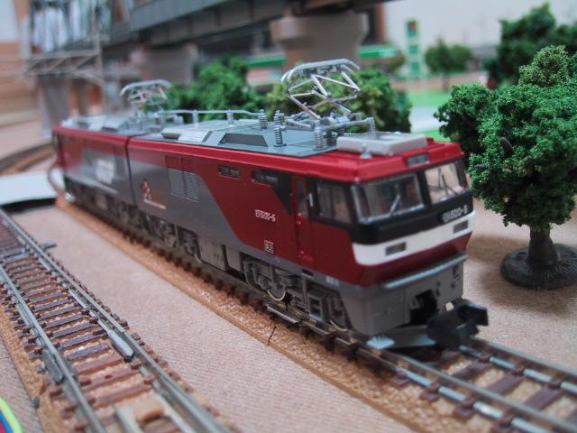 EH500形電気機関車二次形GPS付き