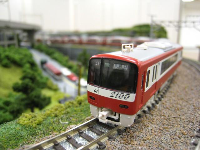 京浜急行2100系
