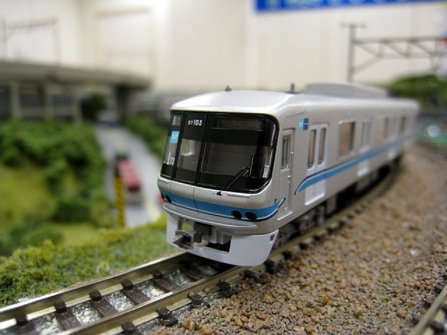 東京メトロ07系東西線