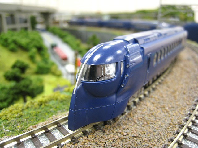 南海電鉄50000系「ラピート」