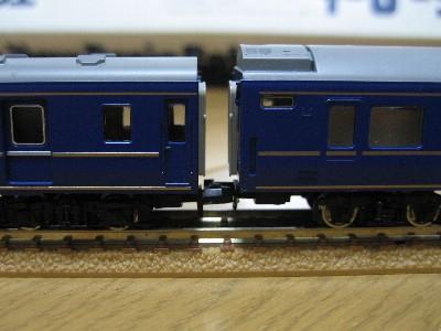 鉄道模型Nゲージ車両の連結間隔