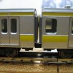 鉄道模型車両の基本工作3.密連結タイプのカプラーに交換する