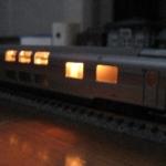 鉄道模型車両の基本工作5.室内灯を取り付ける
