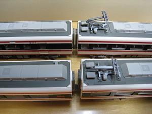 マイクロカプラーとTNカプラーの比較