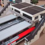 鉄道施設|鉄道模型のストラクチャー(1/150サイズ)
