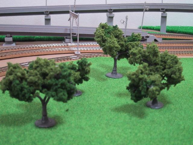 樹木キット 広葉樹(小)