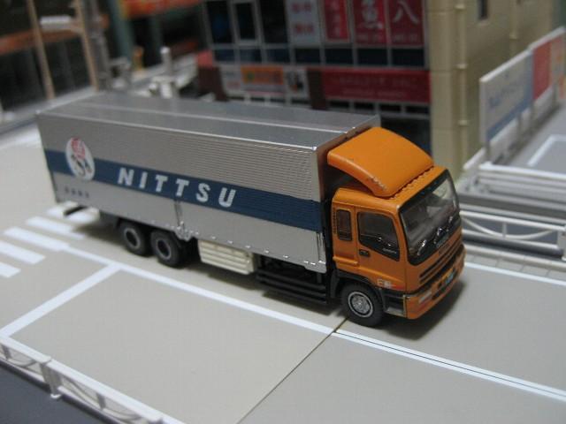 トラック(日通)