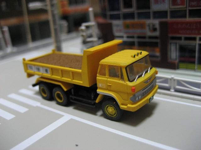 トラック(ダンプカー)