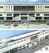 KATO高架駅セット