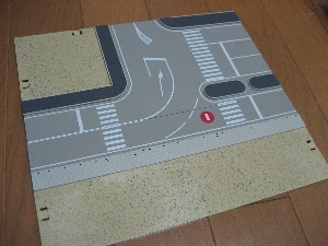 KATOジオタウン駅前道路セット