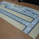 KATOのジオタウン(鉄道模型Nゲージ)