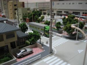 KATOジオタウン道路プレート+アクセサリー