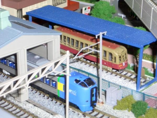 鉄道模型レイアウト紹介1