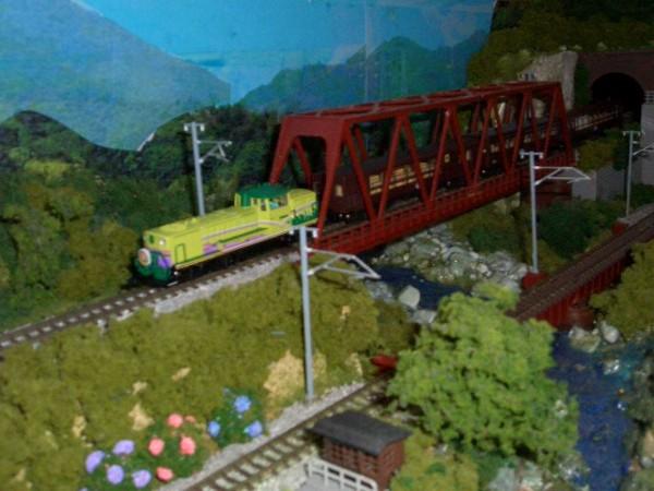 鉄道模型レイアウト紹介2