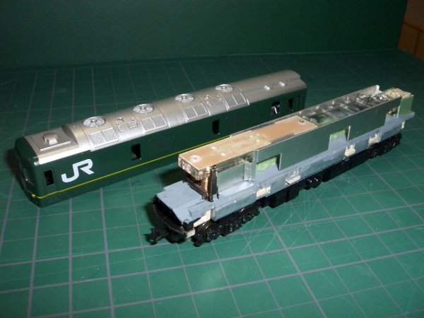 TOMIXカニ24-0(M車)(Nゲージ)